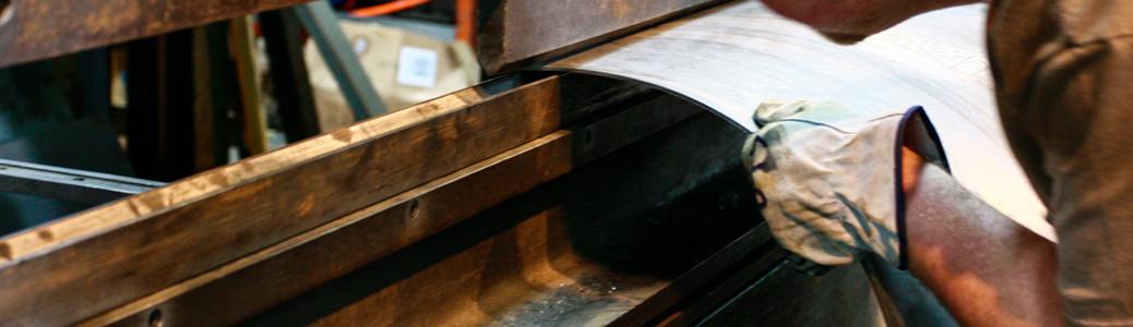 Ferber Sheet Metal Works Custom Sheet Metal Construction